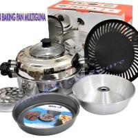 OVEN BAKING PAN MULTIGUNA tools