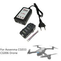 Baterai Li-po 11.1v1500mah untuk Drone RC Quadcopter AOSENMA cg033