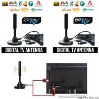 Digital Portable Magnet Antena TV Turner-DVB T 30dBi with High Bo