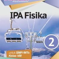 Buku Mandiri IPA Fisika SMP Kelas 8 Penerbit ERLANGGA