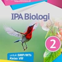 Buku Mandiri IPA Biologi SMP Kelas 8 Penerbit ERLANGGA