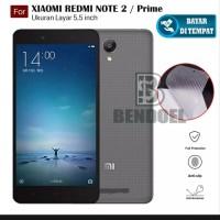 Xiaomi Redmi Note 2 Anti Gores Belakang Skin Carbon Karbon Garskin