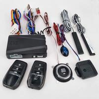Car Alarm Keyless Push Button Engine Start/Stop Model toyota VRZ