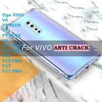 Anti Crack VIVO V5 V7 V9 V11 V11i V15 V17 PLUS PRO Softcase Jelly Case