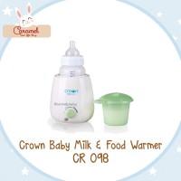 CROWN BABY MILK & FOOD WARMER PENGHANGAT SUSU DAN MAKANAN BAYI CR 098