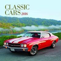 Turner Classic Cars 2016 Wall Calendar (8940014)