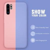 Casing Soft Case Silikon untuk Huawei Mate 20 P20 p30 Pro Lite Nova