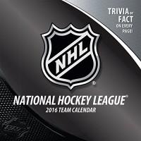 Turner NHL All Team 2016 Box Calendar, January-December (8051466)
