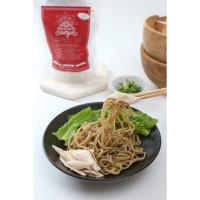 Bakmi Daging Ayam Pek Cam Kee (Ayam Rebus)