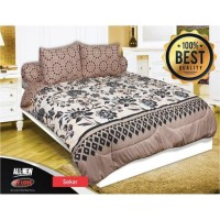 Bed Cover Super King My Love  SEKAR  200x200 BEST QUALITY