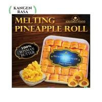 Nastar Pineapple Roll Krisma Food Premium Packaging