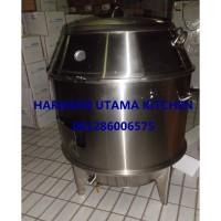 ROYALLEDY APOLO Gas Duck Roaster Kaps 12 ekor + Charcoal Stove