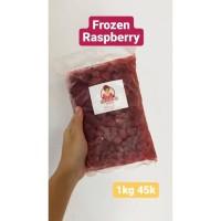 Raspberry Beku Asli Lembang 500 gr