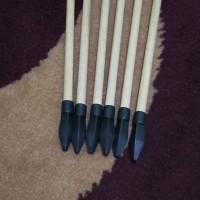 Arrow Ramin Rubber Head Point Karet Kecil 8 mm