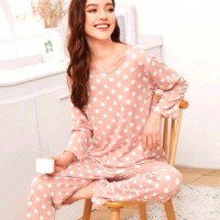 Piyama Wanita/Baju Tidur Wanita/ Celana Panjang/ New Arrival