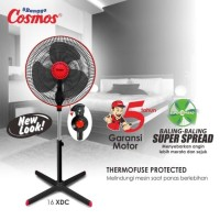 kipas angin berdiri COSMOS 16 inch / stand Fan COSMOS 16 inc XDC