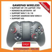 Gamepad Game Pad Joystick Wireless Tanpa Kabel Aksesoris Gaming PC HP