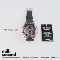 Jam Tangan Wanita CASIO G-MS MSG-C100G-1ADR