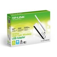 penangkap sinyal wifi merek tp link+antena .
