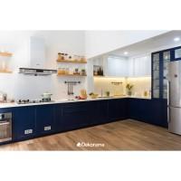 Pendaftaran Konsultasi Jasa Kitchen Set Dekoruma - Rumah