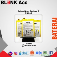 Battery Baterai Asus Zenfone 2 5.5inch ZE550ML ZE551ML Z00AD Z008D