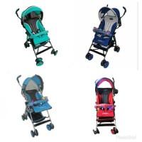 stroller pliko adventure kereta dorong bayi