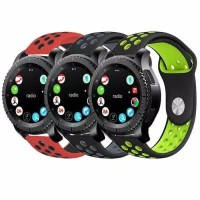 Volt Silicone Strap 22mm for SAMSUNG WATCH, XIAOMI, HUAWEI, ASUS, MOTO
