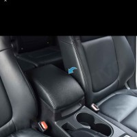 Upper Console Box Arm Rest kulit mobil Xpander