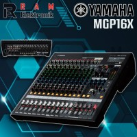 Mixer Audio Yamaha MGP16X MGP 16X 16 Channel Original Garansi Resmi