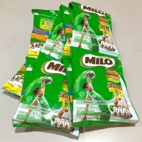 Susu Milo 3 in 1 Kemasan Sachet