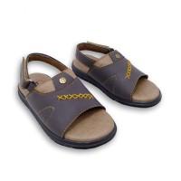 Sepatu Sandal Anak Laki-laki Fit To Feet Baruch - Coffee