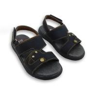 Sepatu Sandal Anak Laki-laki Fit To Feet Bartley - Hitam