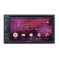 Headunit Sony XAV-AX200 (6.5 inch) double din (2din) Audio Mobil