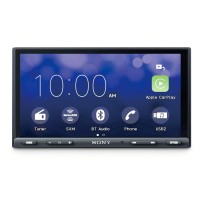 Headunit XAV-AX5000 (6.95 Inch) Double Din (2 Din) Audio Mobil
