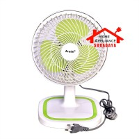 Kipas Angin Meja Duduk Desk General Fan Arashi AR 138 8 Inch 8