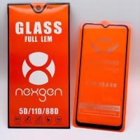 Samsung A6 Plus/ A8 Plus / J8 Tempered Glass Anti Gores Kaca Full Lem