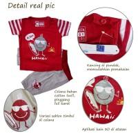 Baju Setelan Bayi Baru Lahir New Born Baby Laki-laki Perempuan Lucu