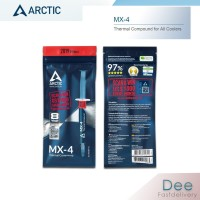 ARCTIC COOLING MX4 4GR THERMAL PASTE