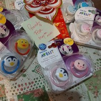 avent soother pacifier mpeng fot bayi 0-6 pak isi 2