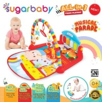 PLAYMAT SUGAR BABY ALL IN ONE PIANO