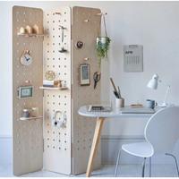 Room Divider Folding Screen Board, Type Anthurium, Pembatas Ruangan