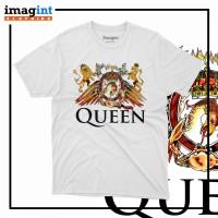 baju kaos band Queen unisex