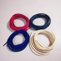 ORIGINAL Tali Sepatu Nike Hitam/Putih/Kuning/Biru/Army/Merah/Abu/Neon