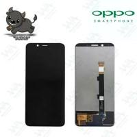 LCD TOUCHSCREEN 1SET OPPO F5 BLACK / WHITE ORIGINAL
