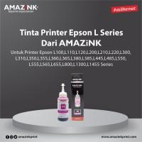 Tinta Printer Epson L Series Magenta dari AMAZINK