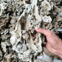 1karung batu karang dead rock deadrock aquarium