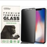 vivo y95 temperd glass anti spy gorilla screen protector