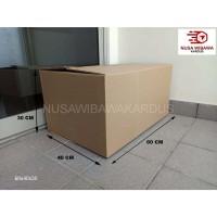 kardus box packing polos 60x40x30