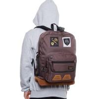 BLOODS Tas Bag Pack Handle 04 Brown