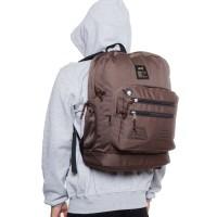BLOODS Tas Bag Pack Rocket 02 Brown